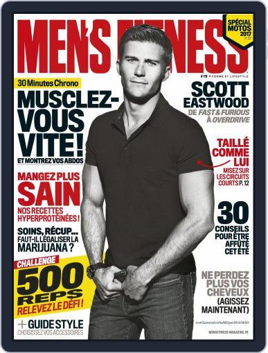 Men's Fitness - France (Digital) June 1st, 2017 Issue Cover