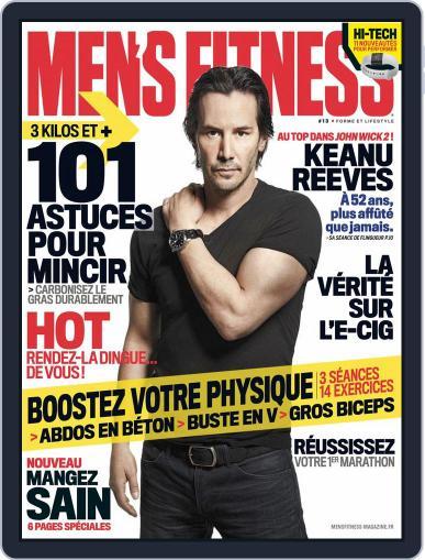 Men's Fitness - France (Digital) April 1st, 2017 Issue Cover