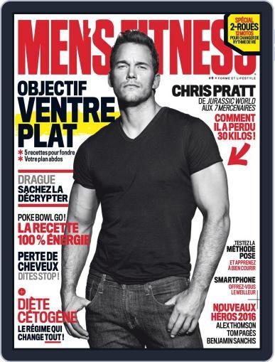 Men's Fitness - France (Digital) November 1st, 2016 Issue Cover