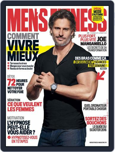 Men's Fitness - France (Digital) October 1st, 2016 Issue Cover