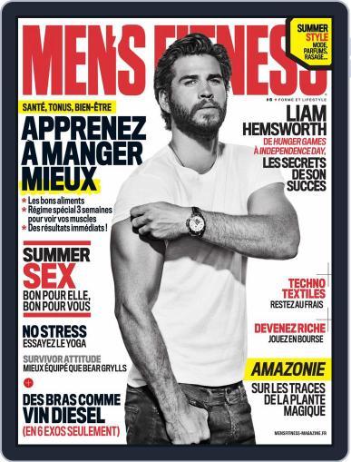 Men's Fitness - France (Digital) August 1st, 2016 Issue Cover