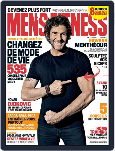 Men's Fitness - France May 19th, 2016 Digital Back Issue Cover