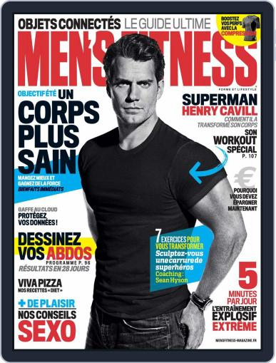 Men's Fitness - France (Digital) April 20th, 2016 Issue Cover
