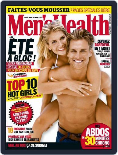 Men's Fitness - France (Digital) June 15th, 2015 Issue Cover