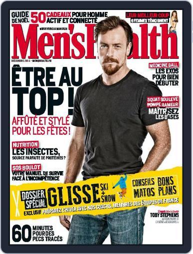 Men's Fitness - France November 30th, 2014 Digital Back Issue Cover
