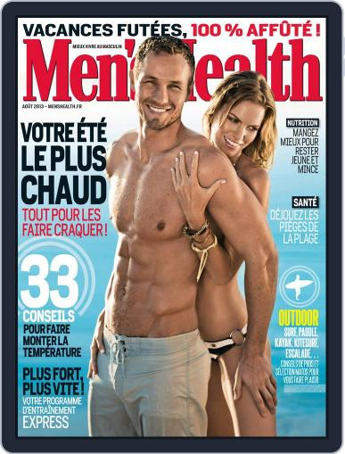 Men's Fitness - France (Digital) July 22nd, 2013 Issue Cover