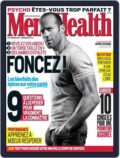 Men's Fitness - France August 23rd, 2012 Digital Back Issue Cover