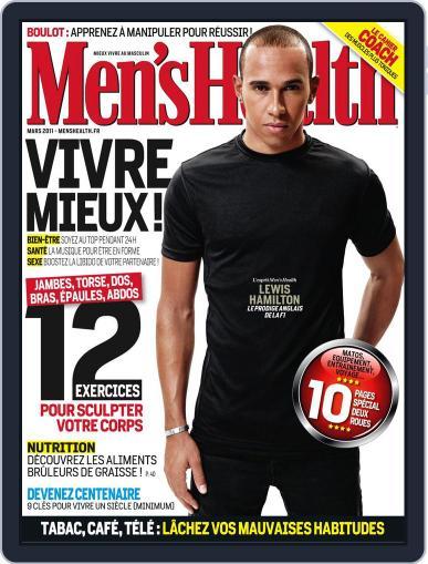 Men's Fitness - France February 15th, 2011 Digital Back Issue Cover
