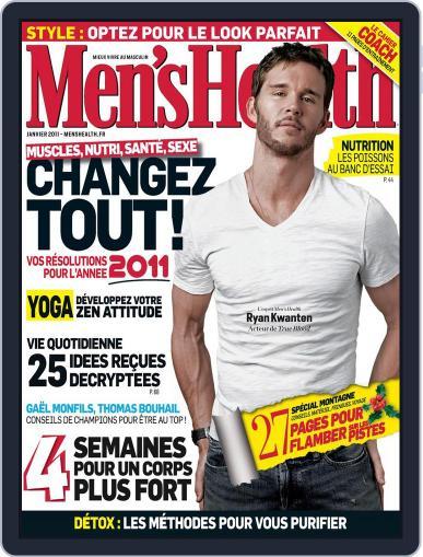 Men's Fitness - France (Digital) December 30th, 2010 Issue Cover