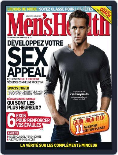 Men's Fitness - France November 25th, 2010 Digital Back Issue Cover