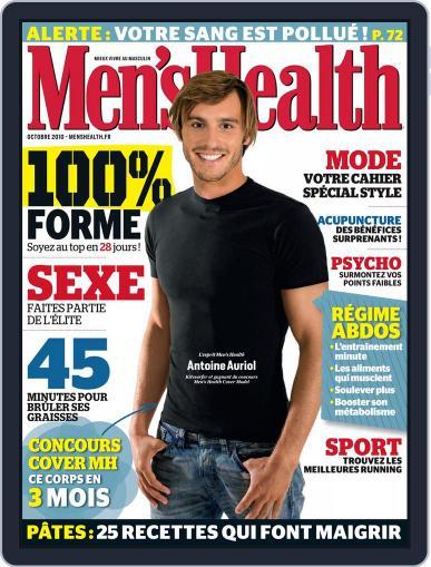 Men's Fitness - France (Digital) September 30th, 2010 Issue Cover