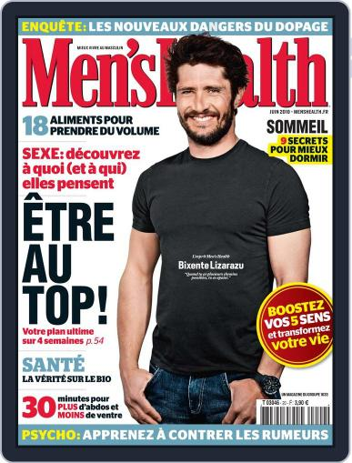 Men's Fitness - France (Digital) May 27th, 2010 Issue Cover
