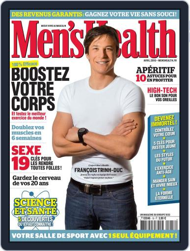 Men's Fitness - France (Digital) April 11th, 2010 Issue Cover