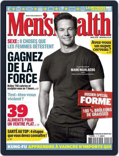 Men's Fitness - France (Digital) February 26th, 2010 Issue Cover