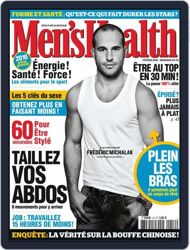 Men's Fitness - France (Digital) January 28th, 2010 Issue Cover