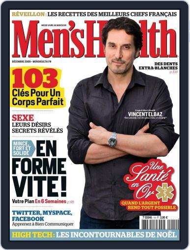Men's Fitness - France November 20th, 2009 Digital Back Issue Cover