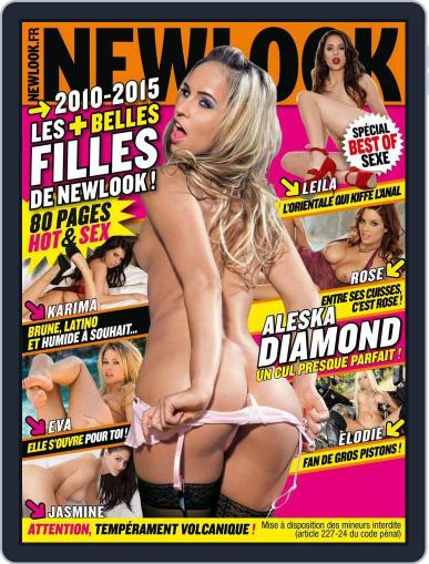 NEWLOOK - France December 18th, 2015 Digital Back Issue Cover