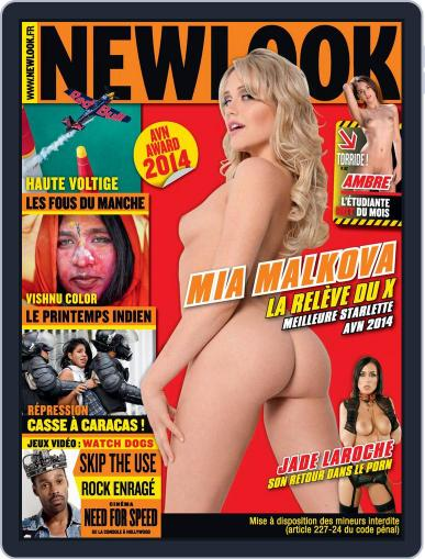 NEWLOOK - France April 14th, 2014 Digital Back Issue Cover