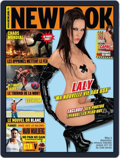NEWLOOK - France (Digital) August 13th, 2013 Issue Cover
