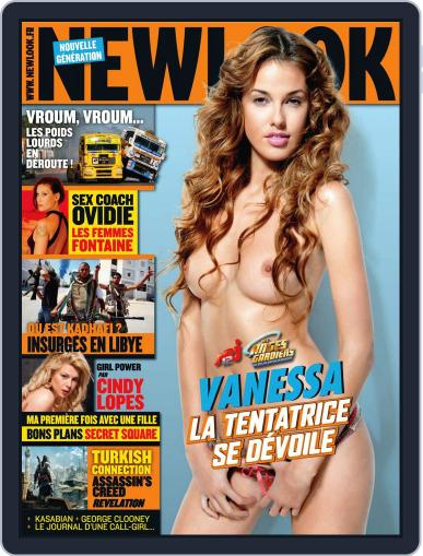 NEWLOOK - France (Digital) October 7th, 2011 Issue Cover