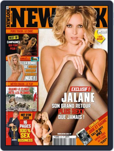 NEWLOOK - France (Digital) November 1st, 2009 Issue Cover