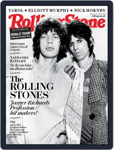 Rolling Stone France (Digital) March 1st, 2020 Issue Cover