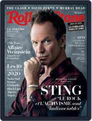 Rolling Stone France (Digital) Subscription January 1st, 2020 Issue