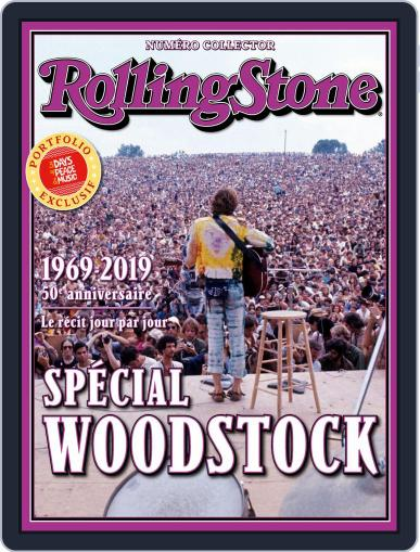 Rolling Stone France (Digital) June 25th, 2019 Issue Cover