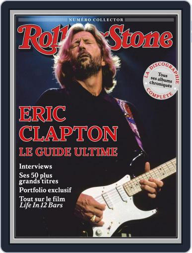 Rolling Stone France January 17th, 2019 Digital Back Issue Cover