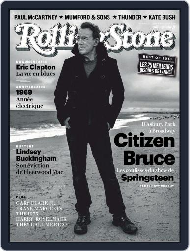 Rolling Stone France (Digital) January 1st, 2019 Issue Cover