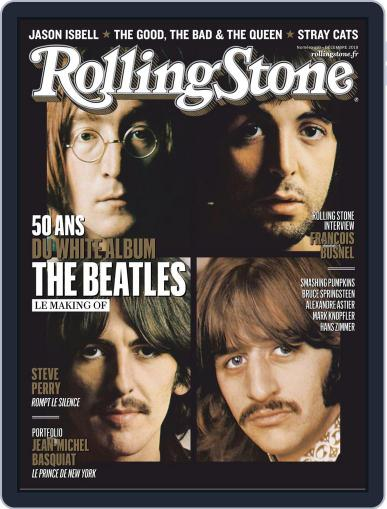 Rolling Stone France (Digital) December 1st, 2018 Issue Cover