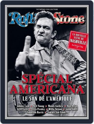 Rolling Stone France (Digital) July 10th, 2018 Issue Cover