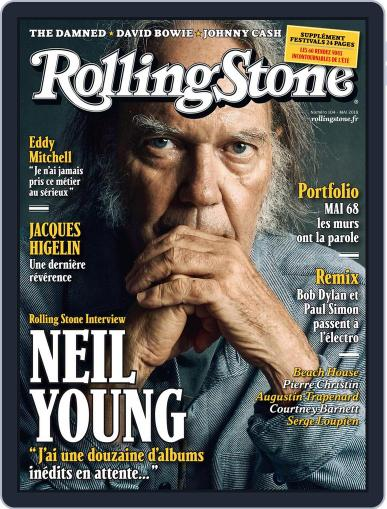 Rolling Stone France (Digital) May 1st, 2018 Issue Cover