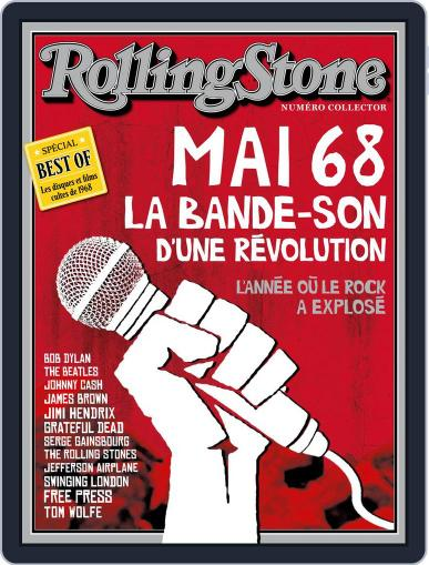 Rolling Stone France (Digital) April 11th, 2018 Issue Cover