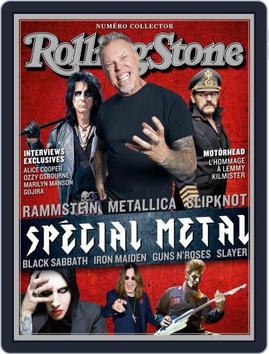 Rolling Stone France (Digital) October 1st, 2017 Issue Cover