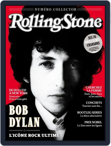 Rolling Stone France April 1st, 2017 Digital Back Issue Cover