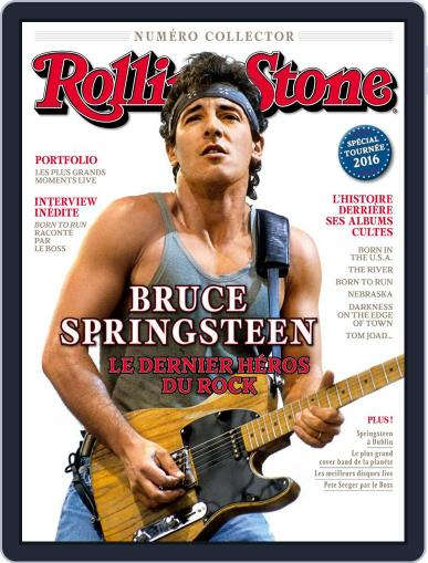 Rolling Stone France July 8th, 2016 Digital Back Issue Cover