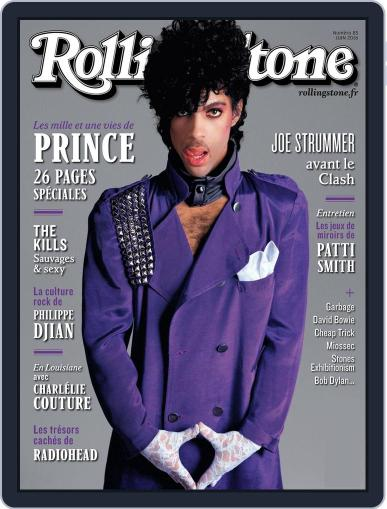 Rolling Stone France (Digital) May 27th, 2016 Issue Cover