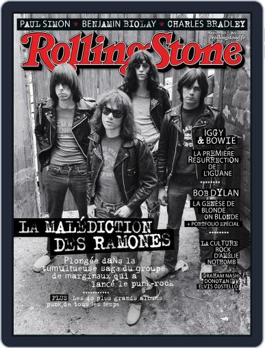 Rolling Stone France (Digital) April 29th, 2016 Issue Cover