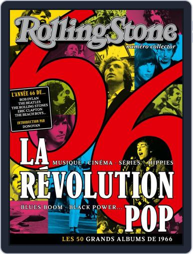 Rolling Stone France (Digital) April 15th, 2016 Issue Cover