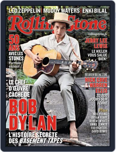 Rolling Stone France (Digital) November 14th, 2014 Issue Cover