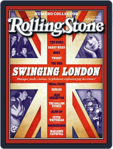 Rolling Stone France (Digital) July 11th, 2014 Issue Cover