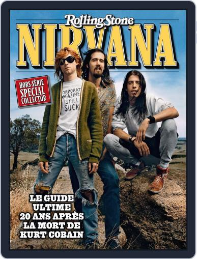 Rolling Stone France (Digital) March 29th, 2014 Issue Cover