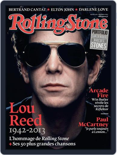 Rolling Stone France (Digital) November 15th, 2013 Issue Cover