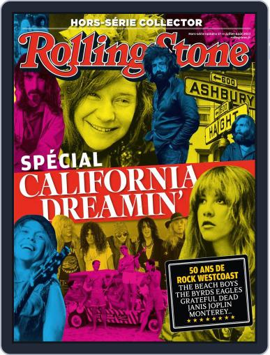 Rolling Stone France July 11th, 2013 Digital Back Issue Cover