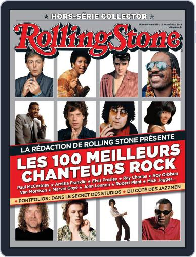 Rolling Stone France (Digital) March 28th, 2013 Issue Cover
