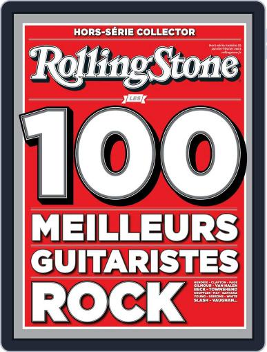 Rolling Stone France January 21st, 2013 Digital Back Issue Cover