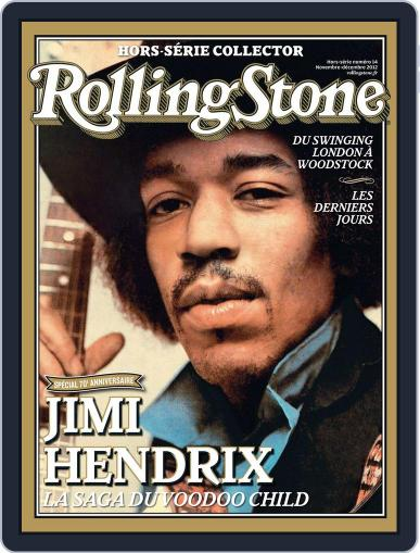 Rolling Stone France October 11th, 2012 Digital Back Issue Cover