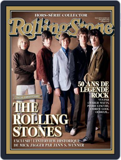 Rolling Stone France May 15th, 2012 Digital Back Issue Cover