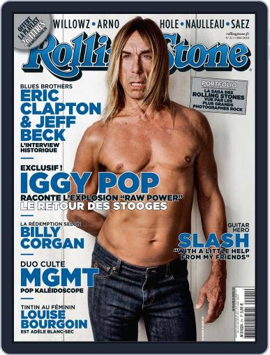 Rolling Stone France (Digital) May 20th, 2010 Issue Cover
